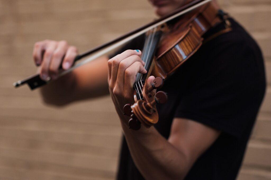 Undervisning i Violin